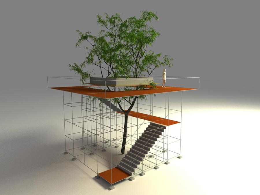 atelier du banc public jardin suspendu. Black Bedroom Furniture Sets. Home Design Ideas